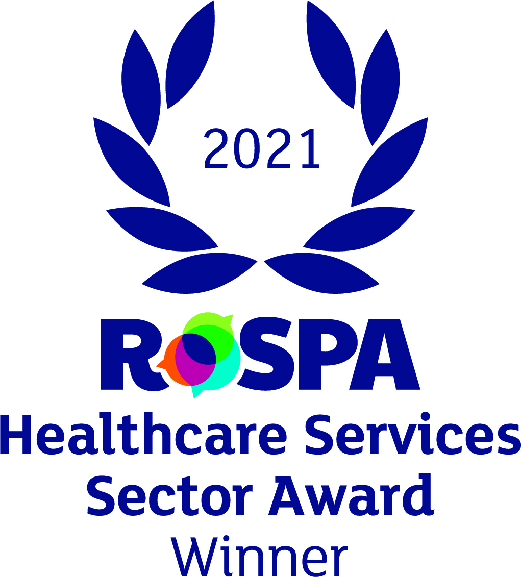 {my}dentist wins the RoSPA Healthcare Services Health and Safety Award